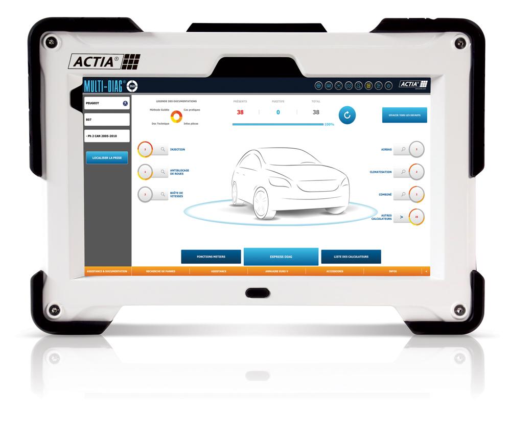 Actia Group Euro Repar Car Service Confirms Its Confidence In